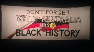 White Australia, Black History