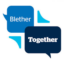 blether together