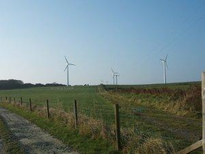 Gigha turbines